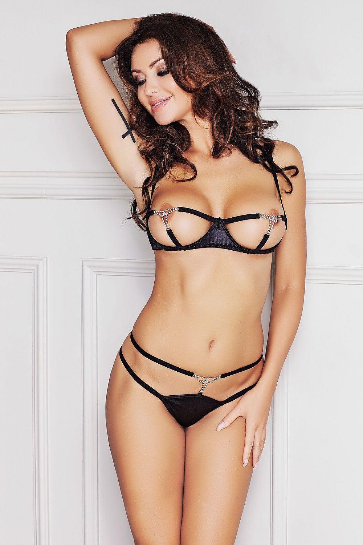 Sexy lingerie model photos