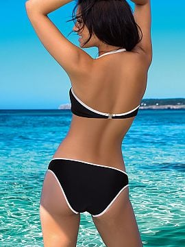 Swimsuit two piece   Lorin