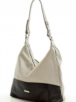 Natural leather bag   Furrini