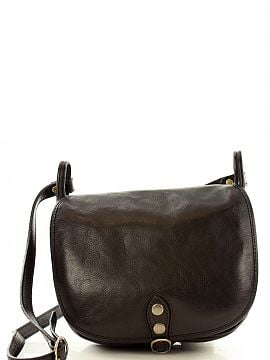 Natural leather bag   Vera pelle