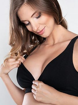 Nursing bra   Italian Fashion