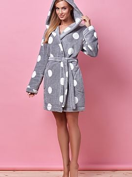 Short bathrobe   L&L collection