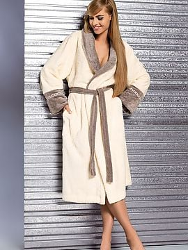 Long bathrobe   L&L collection