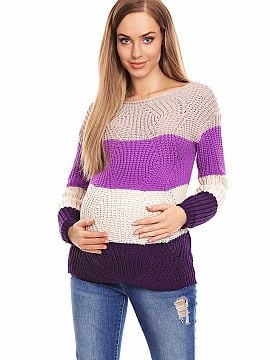 Pregnancy sweater   PeeKaBoo