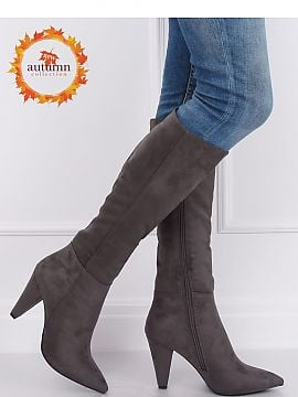 Thigh-Hight Boots   Inello