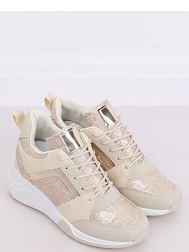Wedge heel sneakers   Inello