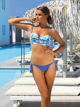 Swimsuit two piece   Ewlon