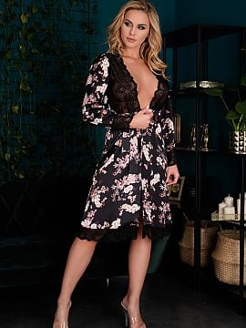 Dressing Gowns/Bathrobes   Livia Corsetti Fashion